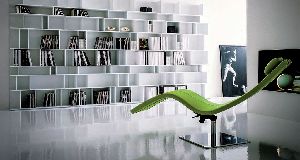 Bookcases luxury contemporary